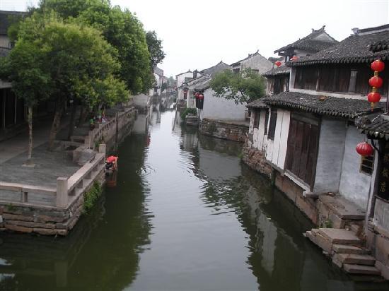 Zhouzhuang Water Town: 碧波荡漾