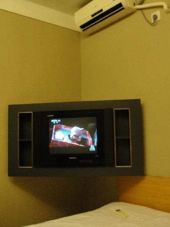 Welcome Inn (Shenzhen Luohu): TV