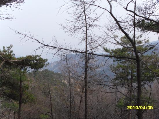 Kunyu Mountain: SDC10293