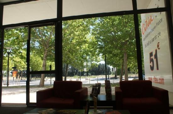 Adagio Access Avignon : 宾馆大厅