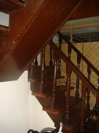 Townhouse Hotel / Hostel Manila : DSC05316