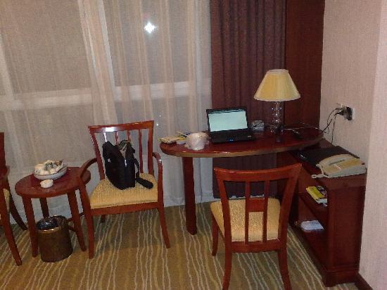 Yuelai Hot Spring Hotel: 20110907055