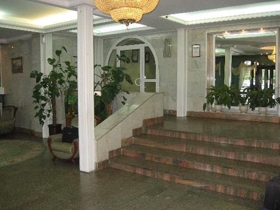 Hotel Orekhovo: orekhovo hotel lobby-2