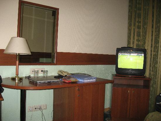 Hotel Orekhovo: orekhovo hotel room-2