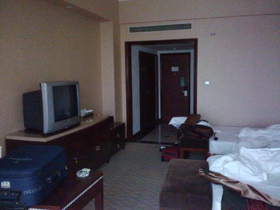 Jin Jiang Pine City Hotel: 房间不算小