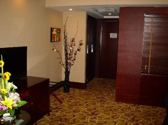 Haoyi Smart Hotel Chengdu Xiaojiahe: IMG_1255