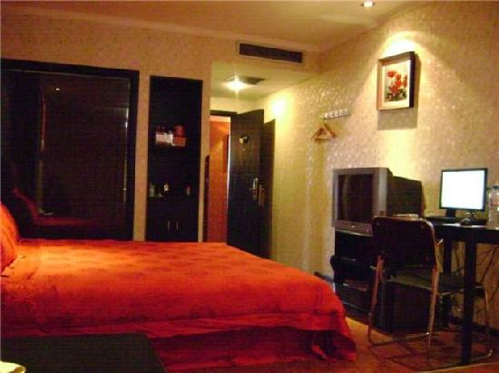 Foto de Home Inn Xi'an Xingqing Road No.4Military Medical University