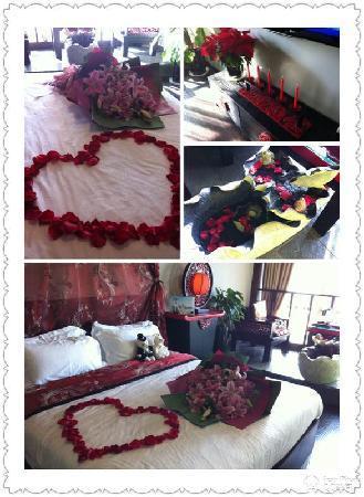 Shangshe Boutique Hotel Guizhou Mudanting : 婚房拼图