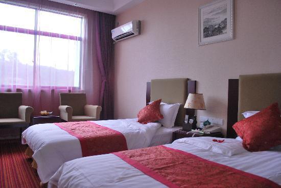 Jinting Yanyang Holiday Hotel Suzhou: 标准间