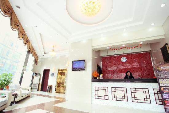 Super 8 Hotel Wuxi Railway Station South Square Jiu Ba Jie : getlstd_property_photo