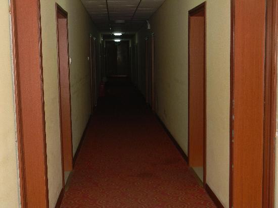 Junyi Hotel: 走廊
