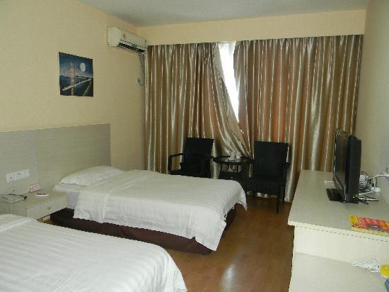 Junyi Hotel: 房间
