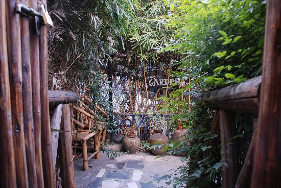 Mix Hostel: C:\fakepath\驴友记的小花园