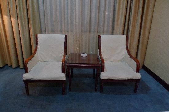 Zhendong Hotel Yongkang: 客房