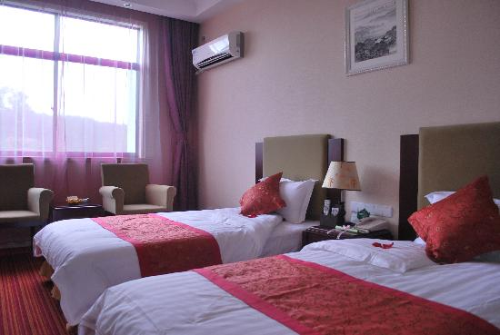 Jinting Yanyang Holiday Hotel Suzhou: 标间