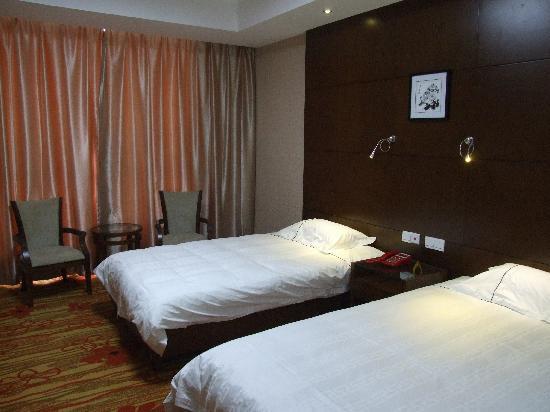Jiuzhou Hotel: 客房
