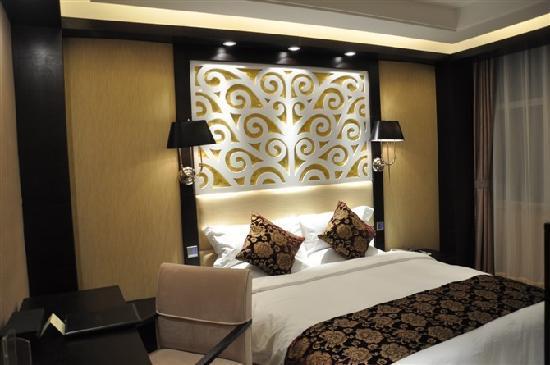 โรงแรมชิงเต่า ฉางเฉิง อีลิท ฮอลิเดย์: psuCAALJXTW