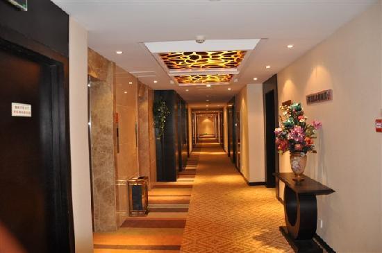 โรงแรมชิงเต่า ฉางเฉิง อีลิท ฮอลิเดย์: psuCADQ7SL4