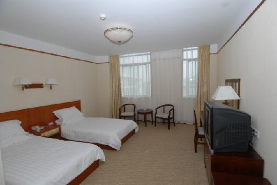 Xinzhuyuan Hotel: 标准双人间