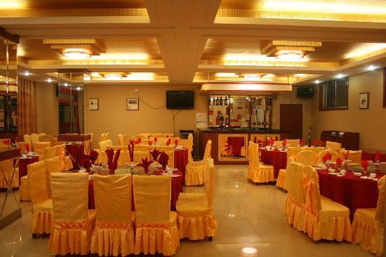 Fude Yunjia Hotel Yantai Haibin: 餐厅