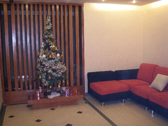 Haojia Business Hotel Xi'an Keji Road Zhangba Shizi: 大厅2