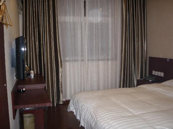 Haojia Business Hotel Xi'an Keji Road Zhangba Shizi: 商务大床房
