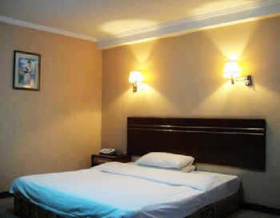 Wende Hotel: 宾馆卧室