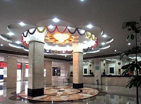 Xianyang Irico Hotel: 酒店大堂