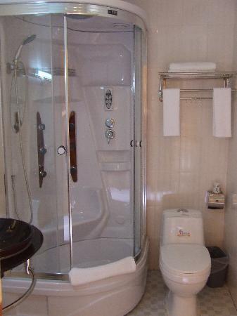 Dexin Hotel: 卫生间