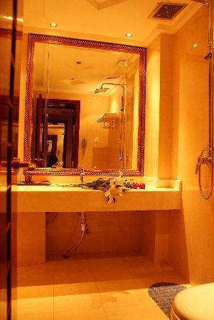 Kaidisiman Hotel: 卫生间