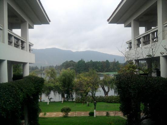 Dianchi Garden Hotel & Spa : 远眺