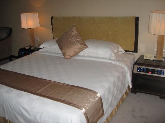 Shanshui Guest House: 大床真的挺大