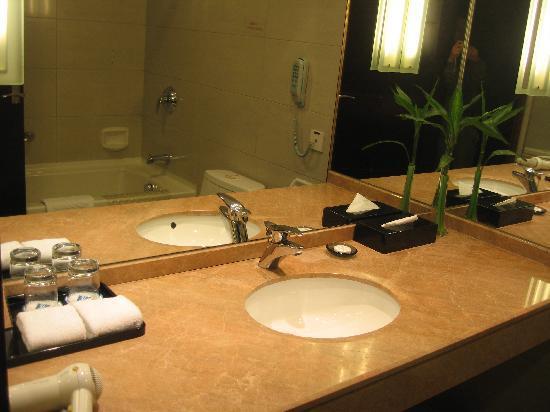 Shanshui Guest House: 卫生间