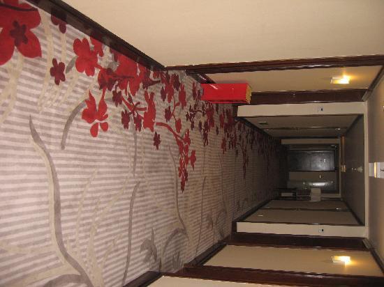Shanshui Guest House: 漂亮的地毯