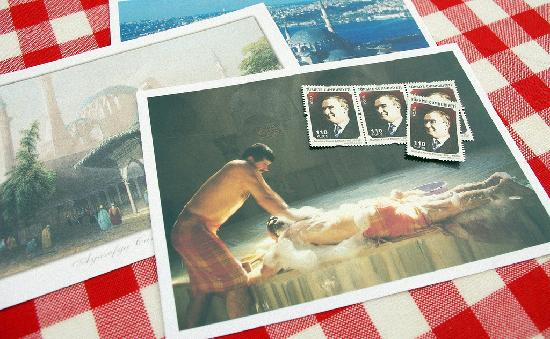 Historic Areas of Istanbul: Postcards