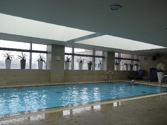 เดอะเวสติน ไทเป: westin taipei; swimming pool