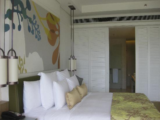 Renaissance Sanya Resort & Spa: 万丽房间,很喜欢的风格
