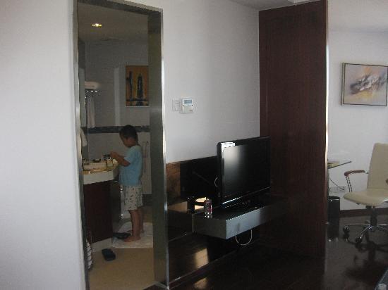 Hainan Airlines Mingguang Hotel: 房间