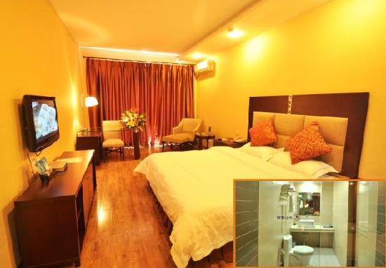 Haimeilun Hotel Leshan: 单人间