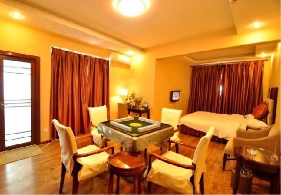 Haimeilun Hotel Leshan: 机麻房