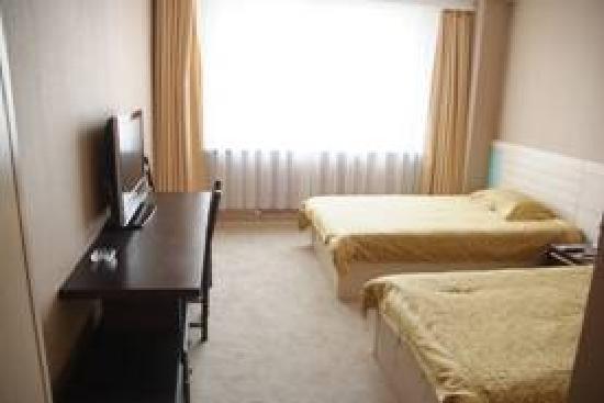 Qianshouyuan Digital Business Hotel: 标间