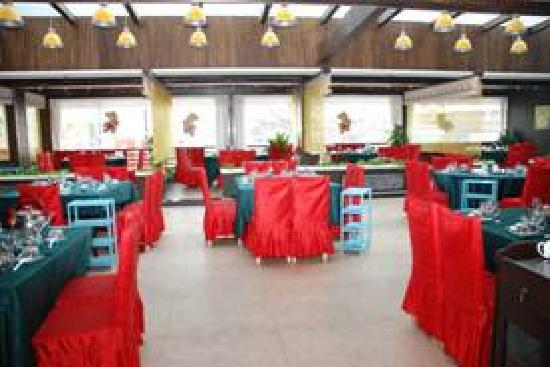 Qianshouyuan Digital Business Hotel: 餐厅
