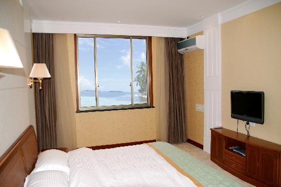 Wolong Resort: 单人间