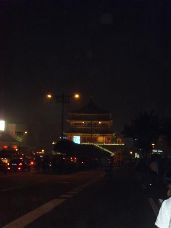 กำแพงเมืองซีอาน: SDC13798