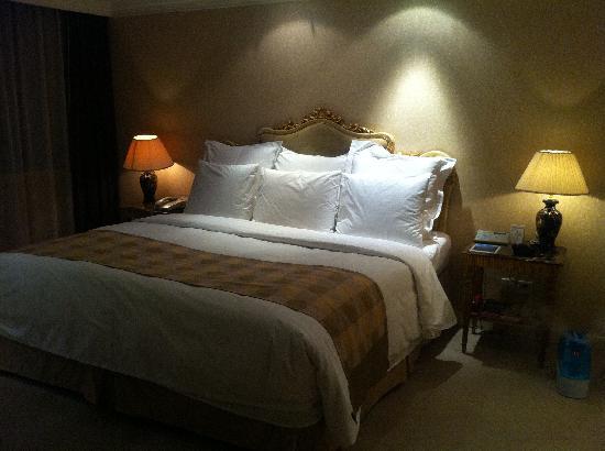 Jinyu Hotel: 大床还不错