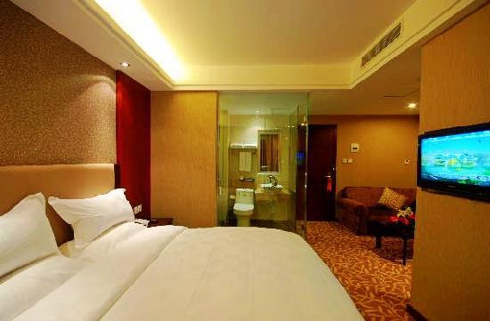 Jinfangyuan Hotel: 豪华单间2