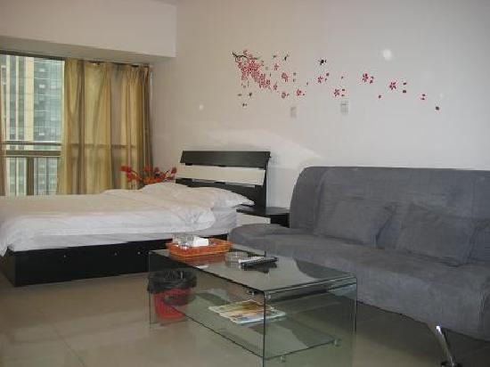 Shang'ai Hotel: 浪漫大床房