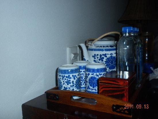 Wuzhen Guest House: 乌镇特色的茶壶