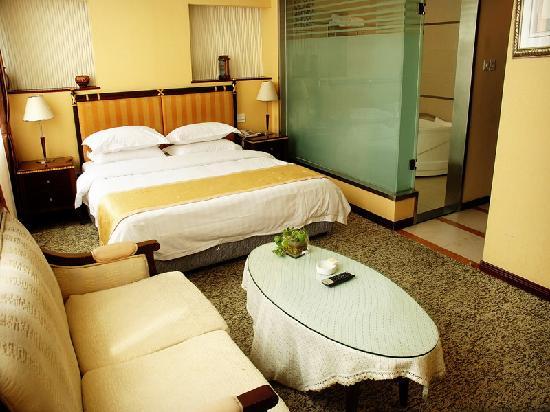 Zhongtian Hotel: C:\fakepath\豪华单人间