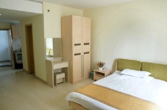 Fangjiayuan Short-term Apartment: 未命名1